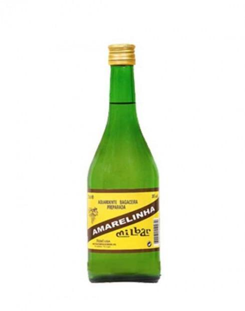 Garcias - Vinhos e Bebidas Espirituosas - AGUARDENTE BAGACEIRA AMARELINHA MILBAR 1