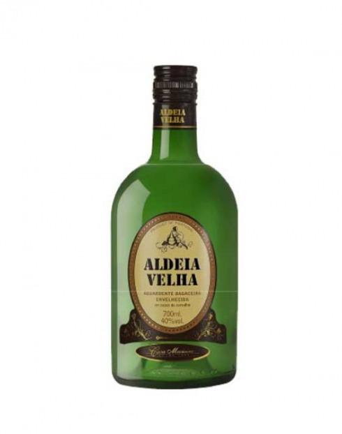 Garcias - Vinhos e Bebidas Espirituosas - AGUARDENTE ALDEIA VELHA 1