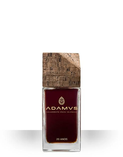 Garcias - Vinhos e Bebidas Espirituosas - AGUARDENTE VINICA VELHISSIMA ADAMUS 1