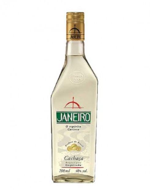 Garcias - Vinhos e Bebidas Espirituosas - CACHAÇA JANEIRO 1