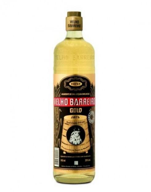 Garcias - Vinhos e Bebidas Espirituosas - CACHAÇA VELHO BARREIRO GOLD  1
