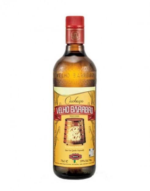 Garcias - Vinhos e Bebidas Espirituosas - CACHAÇA VELHO BARREIRO SILVER  1