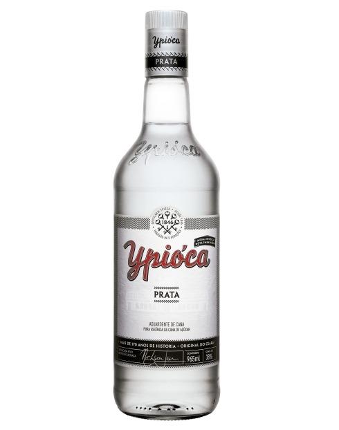 Garcias - Vinhos e Bebidas Espirituosas - CACHAÇA YPIOCA EMP SILVER 1L 1