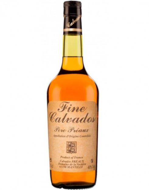 Garcias - Vinhos e Bebidas Espirituosas - CALVADOS FINE PERE PREAUX  1