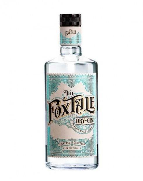 Garcias - Vinhos e Bebidas Espirituosas - GIN THE FOX TALE 1