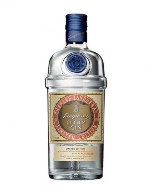 Garcias - Vinhos e Bebidas Espirituosas - GIN TANQUERAY OLD TOM 1L 1