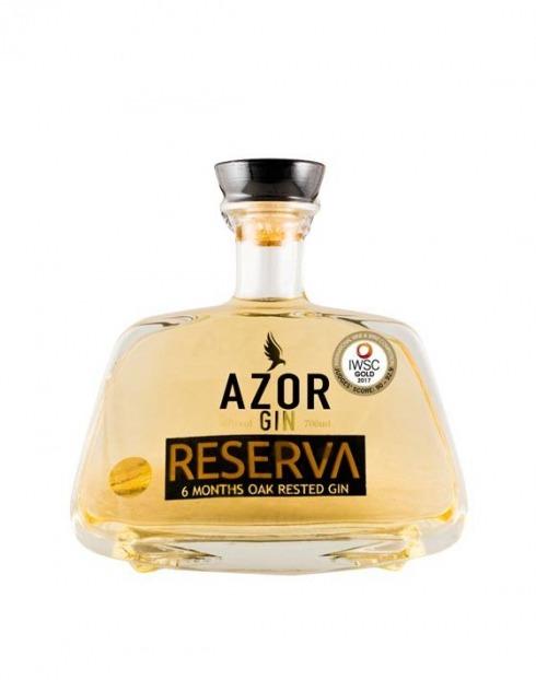 Garcias - Vinhos e Bebidas Espirituosas - GIN AZOR RESERVA 1