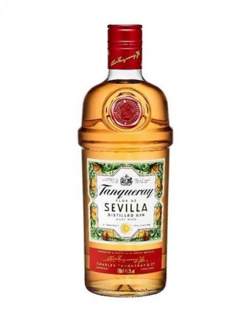 Garcias - Vinhos e Bebidas Espirituosas - GIN TANQUERAY SEVILLA 1