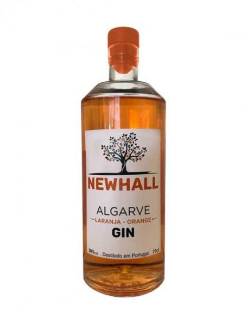 Garcias - Vinhos e Bebidas Espirituosas - GIN NEWHALL 1
