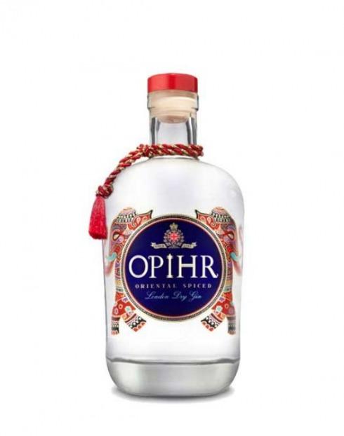Garcias - Vinhos e Bebidas Espirituosas - GIN OPIHR 1