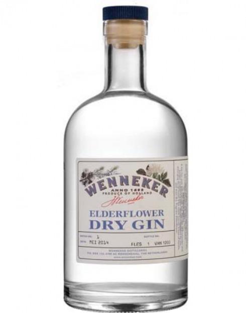 Garcias - Vinhos e Bebidas Espirituosas - GIN WENNEKER ELDERFLOWER  1