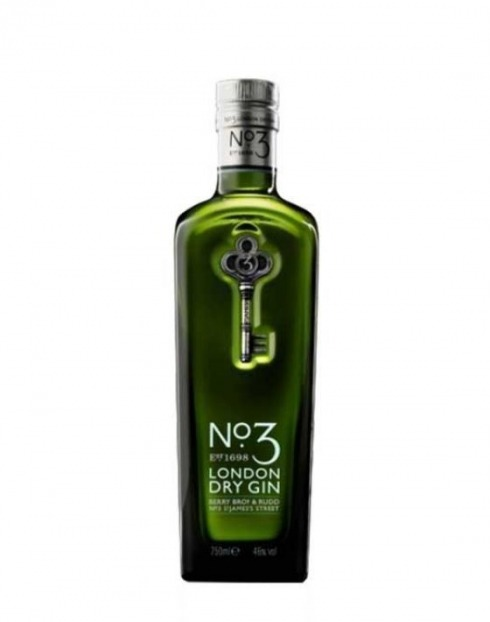 Garcias - Vinhos e Bebidas Espirituosas - GIN LONDON Nº3 1