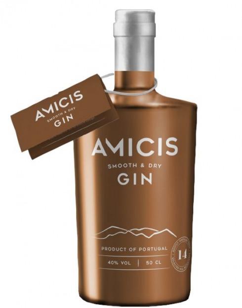 Garcias - Vinhos e Bebidas Espirituosas - GIN AMICIS  1