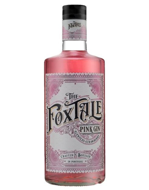 Garcias - Vinhos e Bebidas Espirituosas - GIN THE FOX TALE PINK 1