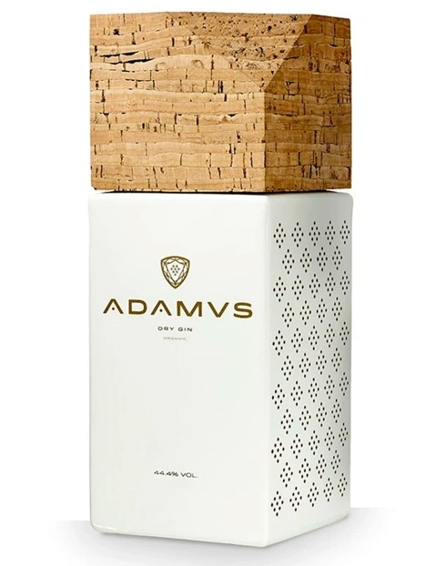 Garcias - Vinhos e Bebidas Espirituosas - GIN ADAMUS 2,5L 1