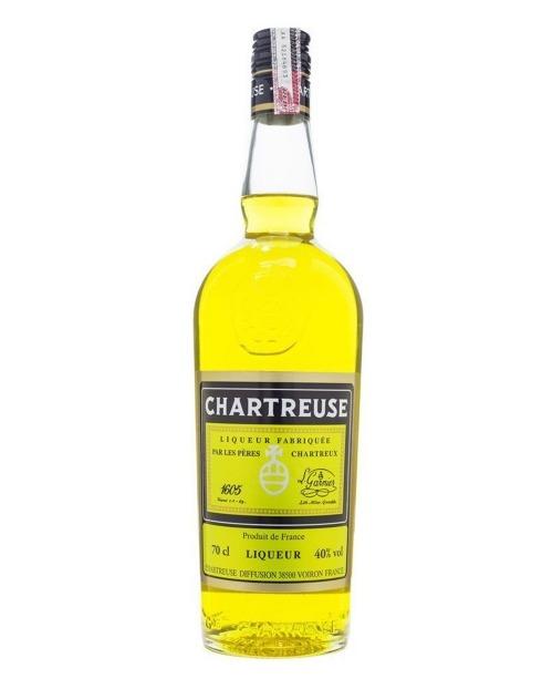Garcias - Vinhos e Bebidas Espirituosas - LICOR CHARTREUSE