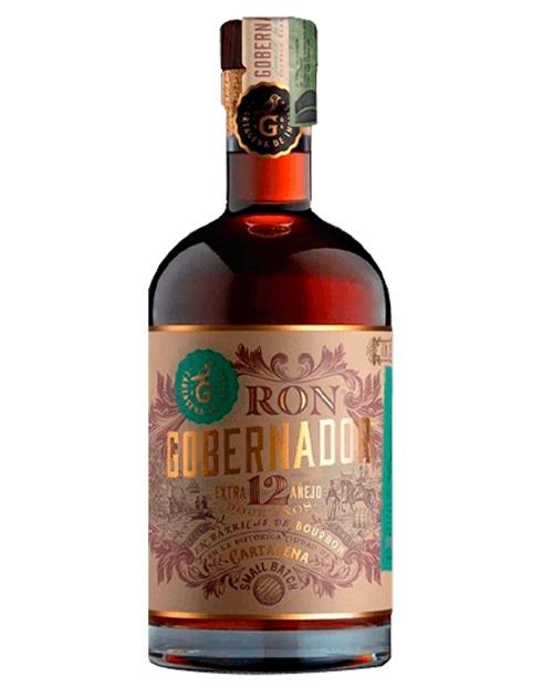 Garcias - Vinhos e Bebidas Espirituosas - RUM GOBERNADOR 12 ANOS  1