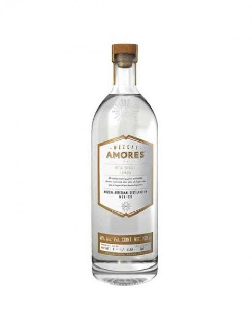 Garcias - Vinhos e Bebidas Espirituosas - MEZCAL AMORES ESPADÍN JOVEN 1