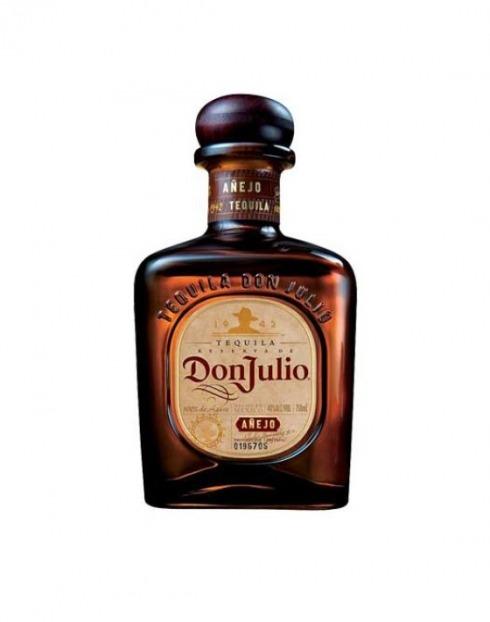 Garcias - Vinhos e Bebidas Espirituosas - TEQUILA DON JULIO ANEJO 1