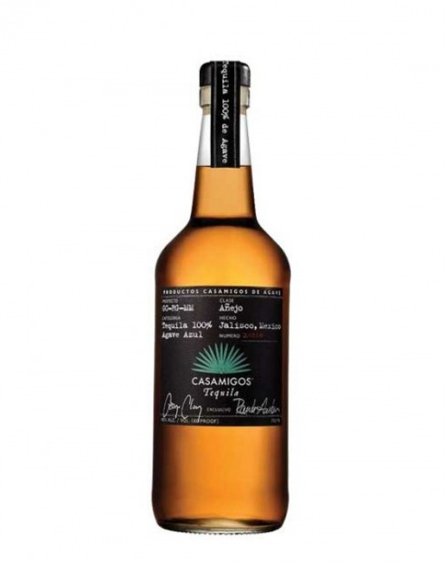 Garcias - Vinhos e Bebidas Espirituosas - TEQUILA CASAMIGOS ANEJO 1