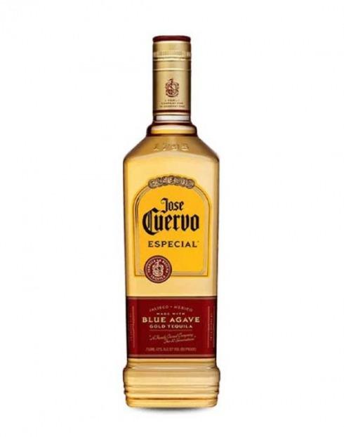 Garcias - Vinhos e Bebidas Espirituosas - TEQUILA J. CUERVO REPOSADO 1