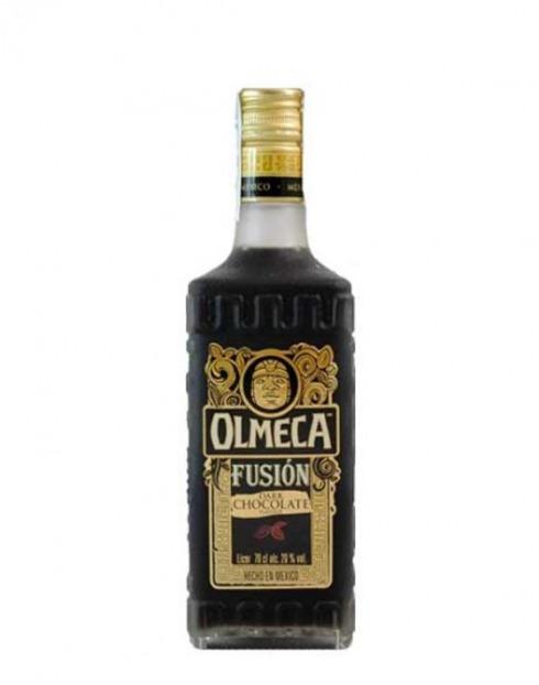 Garcias - Vinhos e Bebidas Espirituosas - TEQUILA OLMECA CHOCOLATE 1