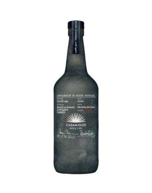 Garcias - Vinhos e Bebidas Espirituosas - TEQUILA CASAMIGOS MEZCAL JOVEN 1