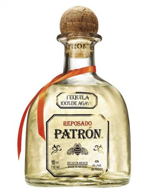 Garcias - Vinhos e Bebidas Espirituosas - TEQUILA PATRON REPOSADO 1