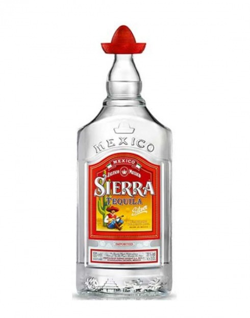 Garcias - Vinhos e Bebidas Espirituosas - TEQUILA SIERRA BRANCA 1