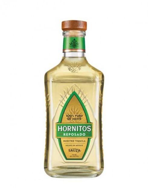 Garcias - Vinhos e Bebidas Espirituosas - TEQUILA SAUZA HORNITOS REPOSADO 1