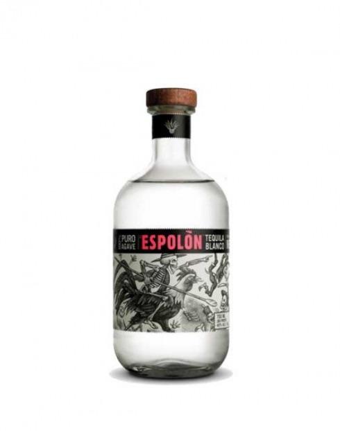 Garcias - Vinhos e Bebidas Espirituosas - TEQUILA ESPOLON BLANCO 1