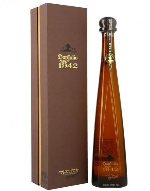 Garcias - Vinhos e Bebidas Espirituosas - TEQUILA DON JULIO ANEJO 1942 1