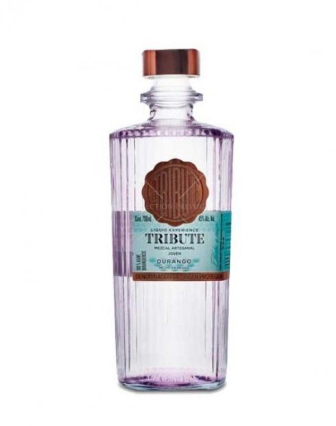 Garcias - Vinhos e Bebidas Espirituosas - MEZCAL LE TRIBUTE JOVEN 1