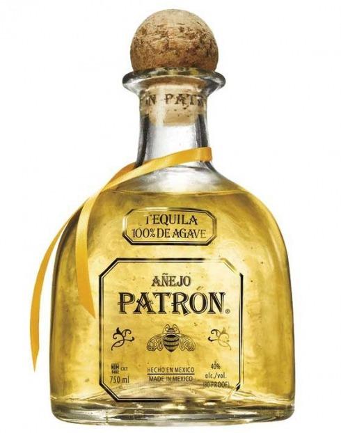 Garcias - Vinhos e Bebidas Espirituosas - TEQUILA PATRON ANEJO 1