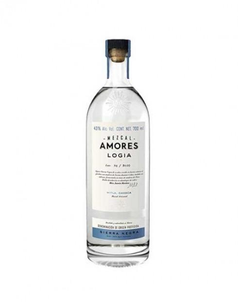 Garcias - Vinhos e Bebidas Espirituosas - MEZCAL AMORES LOGIA 1