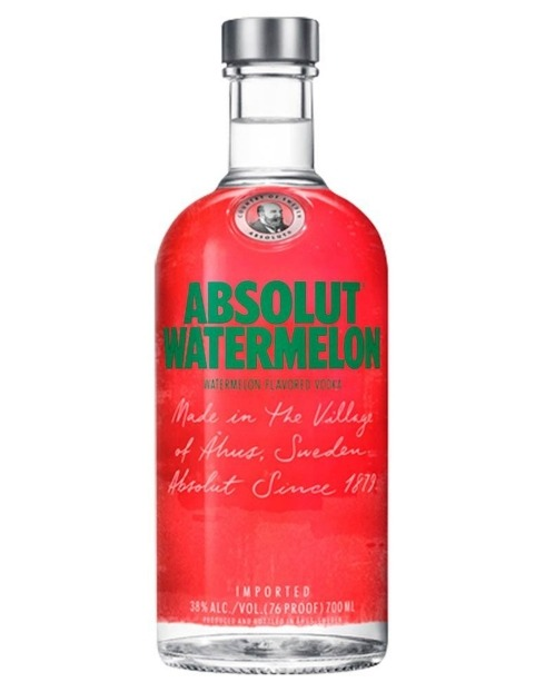 Garcias - Vinhos e Bebidas Espirituosas - VODKA ABSOLUT WATERMELON 1