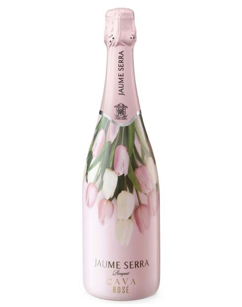 Garcias - Vinhos e Bebidas Espirituosas - CAVA JAUME SERRA BOUQUET ROSÉ 1