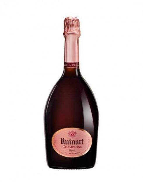 Garcias - Vinhos e Bebidas Espirituosas - CHAMPAGNE R. DE RUINART ROSÉ 1