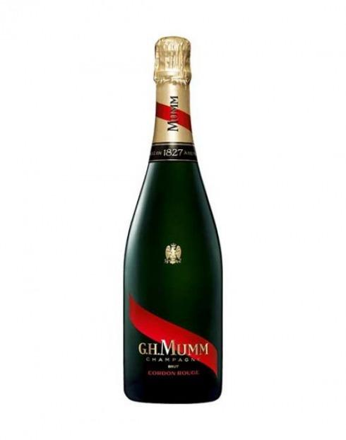 Garcias - Vinhos e Bebidas Espirituosas - CHAMPANHE MUMM CORDON ROUGE 1