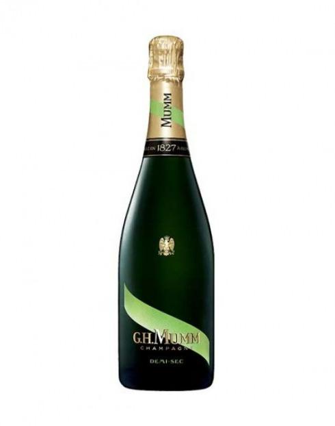 Garcias - Vinhos e Bebidas Espirituosas - CHAMPANHE MUMM CORDON DEMI-SEC 1