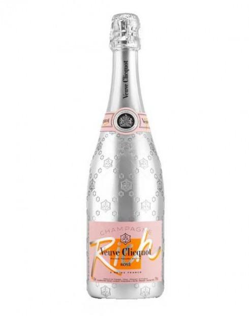 Garcias - Vinhos e Bebidas Espirituosas - CHAMPAGNE VEUVE CLICQUOT RICH ROSE 1