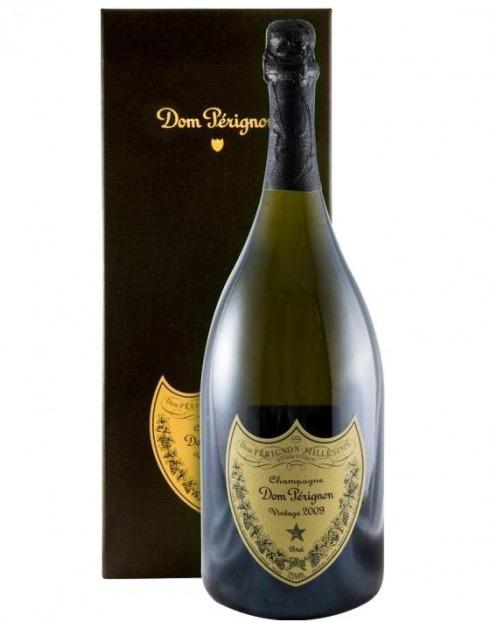 Garcias - Vinhos e Bebidas Espirituosas - CHAMPAGNE DOM PERIGNON 2009 MAGNUM 1,5L 1