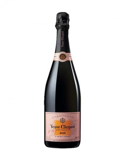 Garcias - Vinhos e Bebidas Espirituosas - CHAMPAGNE VEUVE CLICQUOT ROSÉ 1