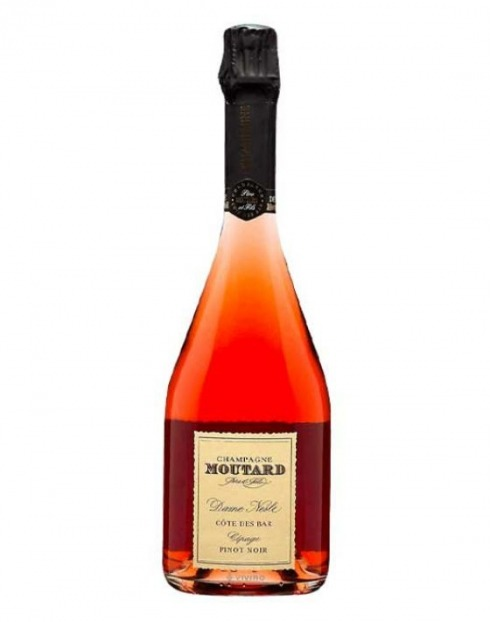 Garcias - Vinhos e Bebidas Espirituosas - CHAMPANHE MOUTARD BRUT ROSE COTE DES BAR 0.75 1