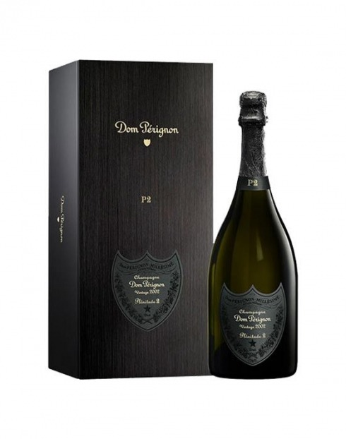 Garcias - Vinhos e Bebidas Espirituosas - CHAMPANHE D.PERIGNON P2 VINTAGE 2002 1