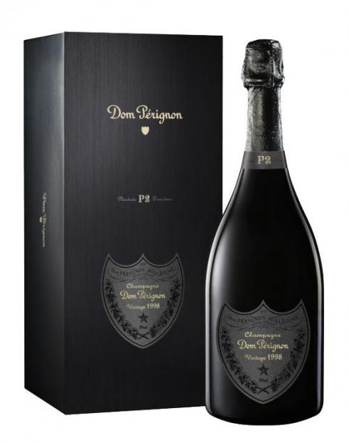 Garcias - Vinhos e Bebidas Espirituosas - CHAMPAGNE DOM PERIGNON P2 VINTAGE 2000 C/ CAIXA 1