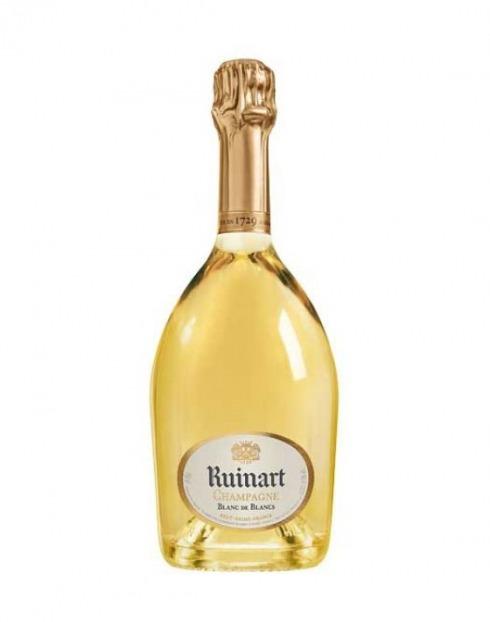 Garcias - Vinhos e Bebidas Espirituosas - CHAMPAGNE R. DE RUINART BLANC DE BLANC 1