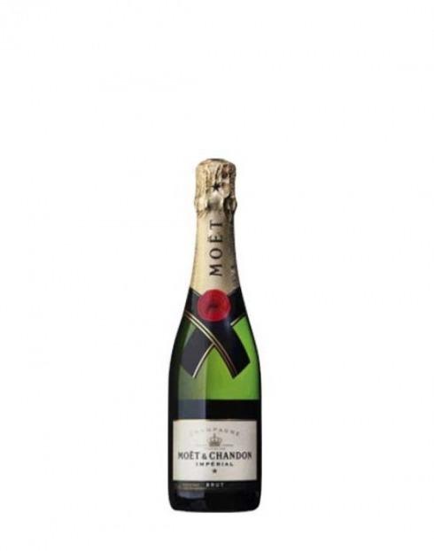 Garcias - Vinhos e Bebidas Espirituosas - CHAMPAGNE MOET CHANDON B. IMPERIAL 0.375 1