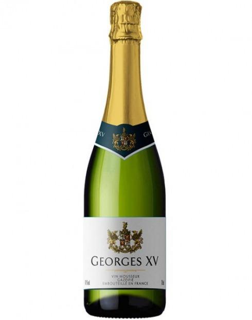 Garcias - Vinhos e Bebidas Espirituosas - VINHO ESPUMANTE GEORGE XV BRUTO 1