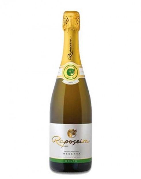 Garcias - Vinhos e Bebidas Espirituosas - VINHO ESPUMANTE RAPOSEIRA RESERVA BRUTO 1